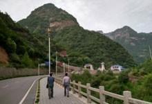 崆峒山建成国内最长的花岗岩滑道