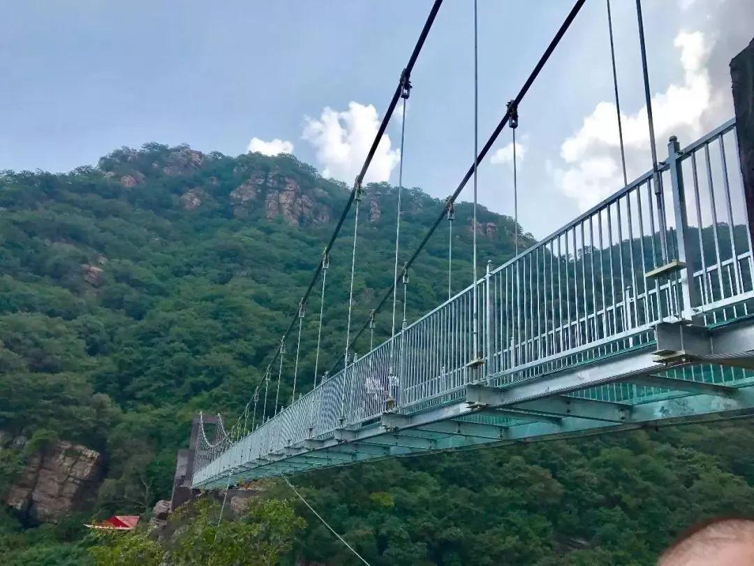 广西玻璃吊桥_广西玻璃吊桥设计安装_广西玻璃吊桥厂家