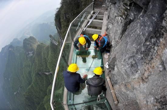 玻璃栈道施工要求-大齐旅游建设工程