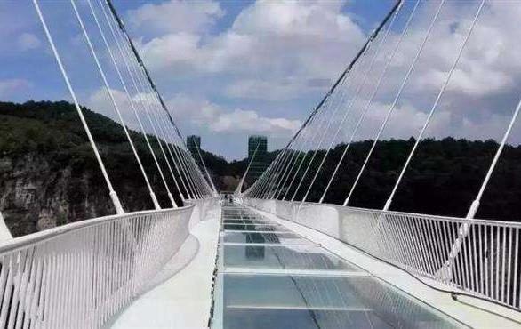 景区吊桥目前有那些种类?大齐旅游建设专业景区吊桥承建公司