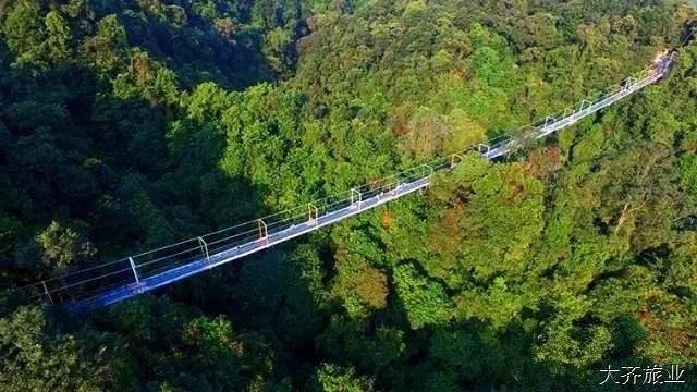 玻璃吊桥承建公司-如何挑选合格的玻璃吊桥承建公司